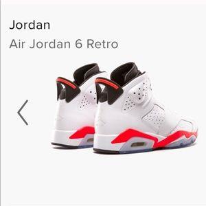 Air Jordan 6 Retro 👟 size 18